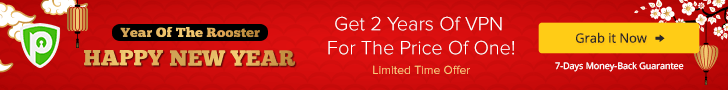 Chinese New Year Deal PureVPN