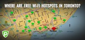 Where Are Free Wi-Fi Hotspots in Toronto?