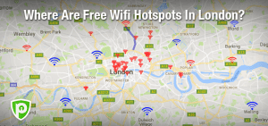Where Can You Find Free Wi-Fi Hotspots in London?