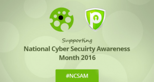 PureVPN Supports National Cyber Security Awareness Month (NCSAM)
