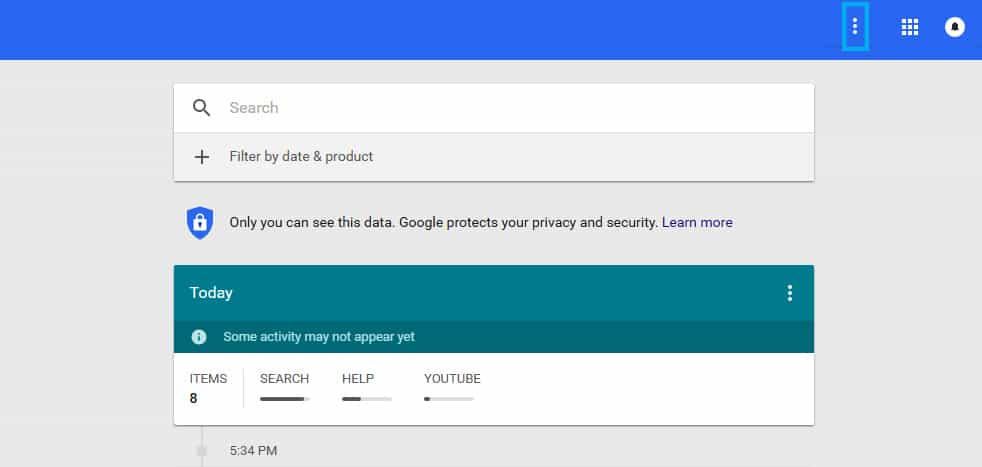 How to Delete Google Search History Permanently