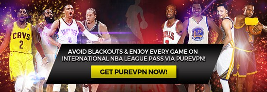 NBA League Pass blackouts