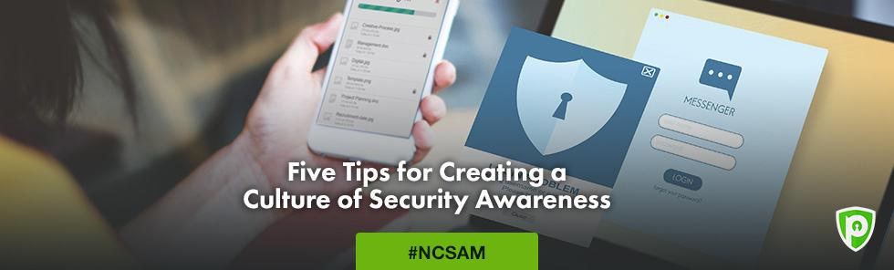 Security Awareness, Culture