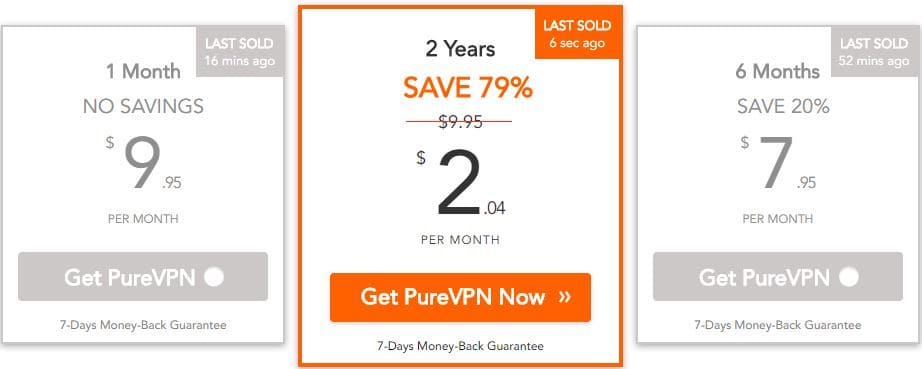 New Year VPN Deal