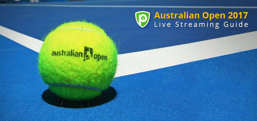 Australian Open Live Stream