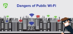 Dangers of Public Wi-Fi