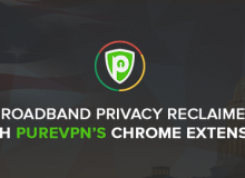Broadband Privacy Reclaimed with PureVPN's Chrome Extension