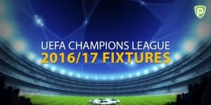 UEFA Champions League Fixtures & Results
