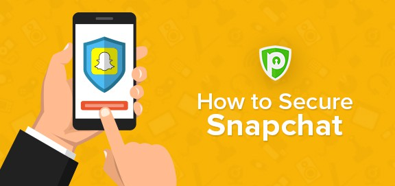 how to secure snapchat