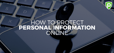 How to Protect Your Personal Information Online
