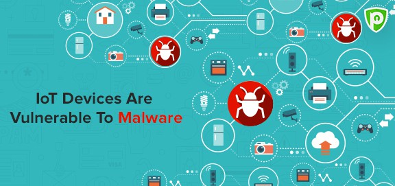 IoT Devices Are Vulnerable To Malware - PureVPN Blog
