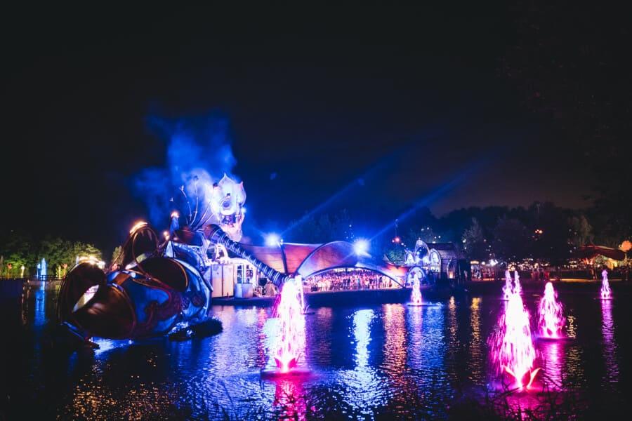 Tomorrowland Festival ...