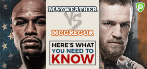Mayweather vs. McGregor: Here's What You Need to Know