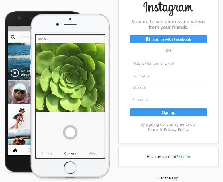 How do i deactivate or delete my instagram account delete instagram account ccuart Choice Image