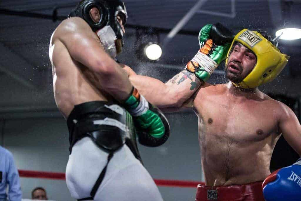 McGregor vs Malignaggi