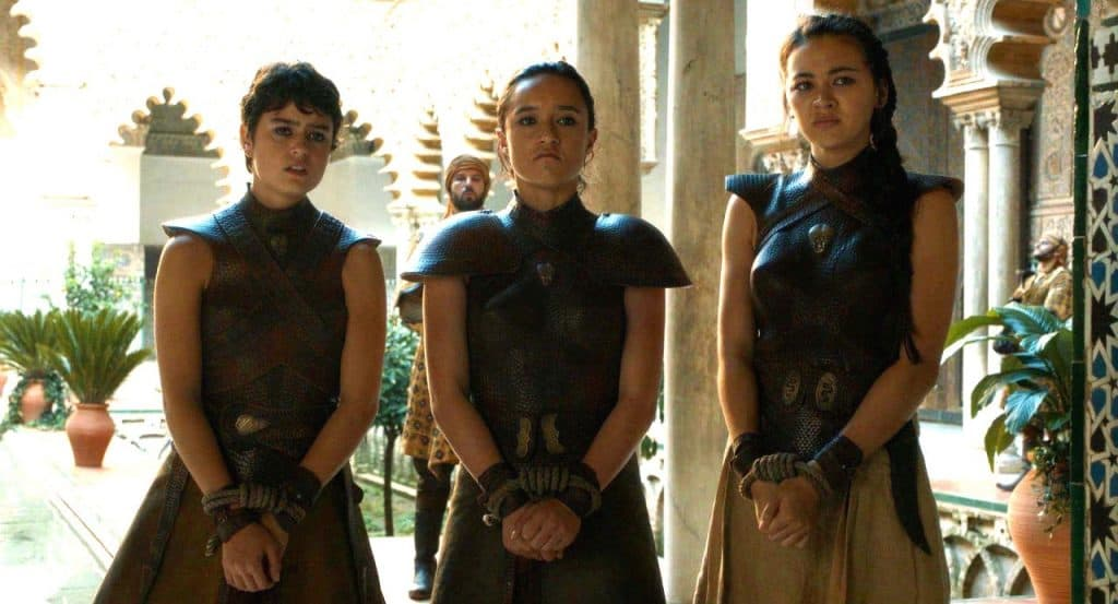 10 quotholy crapquot moments from got season 7