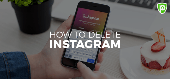 how to fully delete my instagram account
