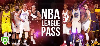 NBA League Pass Blackout Workaround