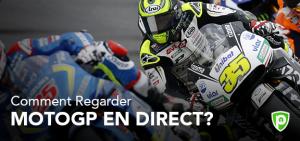 Comment regarder MotoGP en ligne?