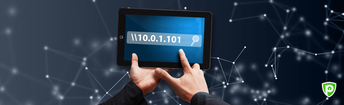 How to find your IP address?