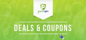 PureVPN Deals et Coupons