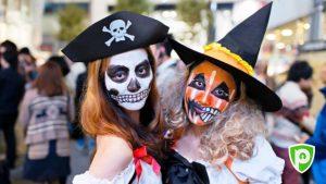 Les Endroits de Célébrer Halloween en France