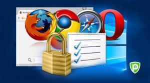 Obtenez la confidentialité , la sécurité et la liberté avec VPN pour navigateur