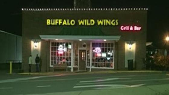 buffalo wild wings free wifi