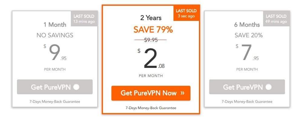 Cyber VPN Deal