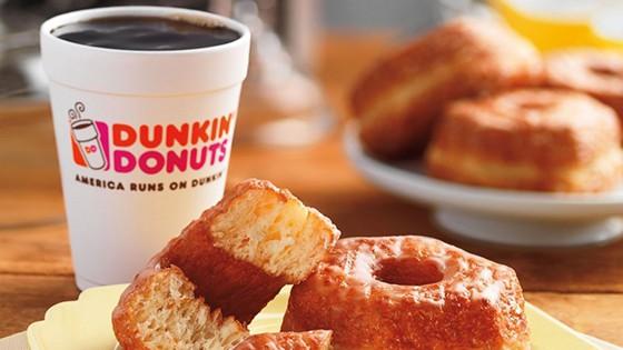 dunkin donuts free wifi