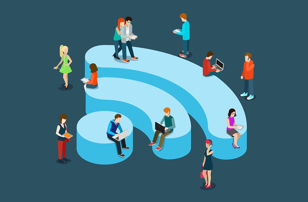Wi-Fi Snooping