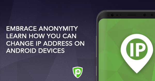 How to change mobile ip address in android