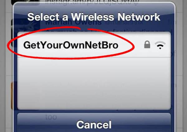 Network Name