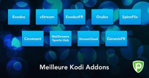 15 Meilleurs Kodi Addons