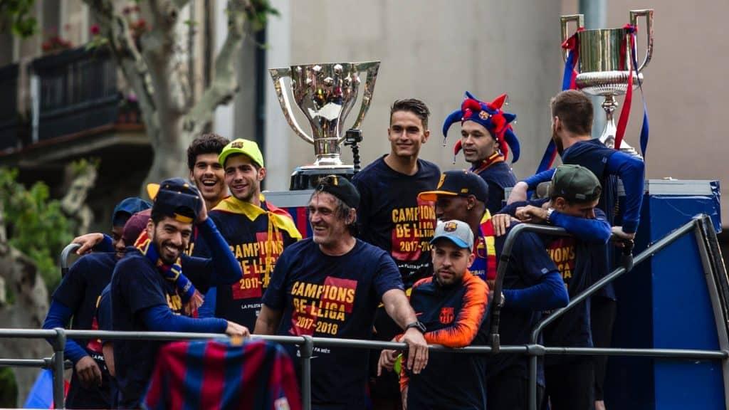 barcelona 2018 champion