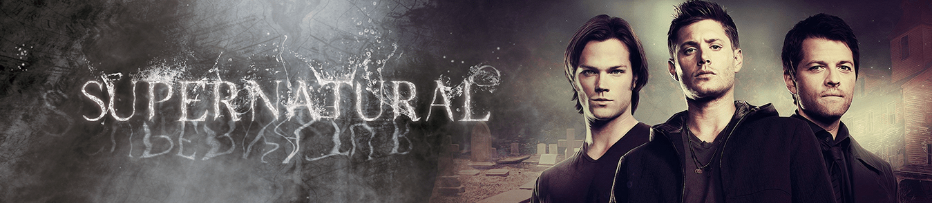 Image result for supernatural banner