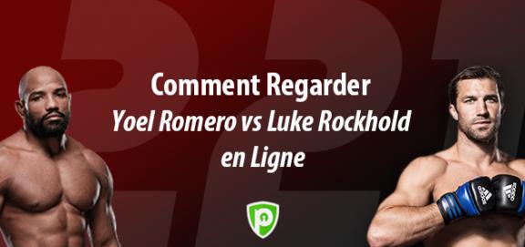 UFC 221 en ligne