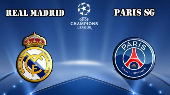 ou regarder le Real Madrid vs PSG Live en ligne