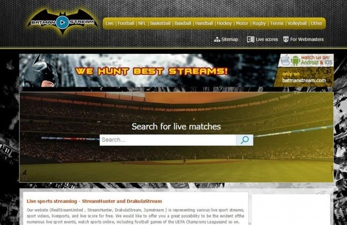 Best-sports-streaming-site