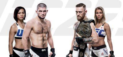 UFC 229: How to Watch Khabib vs. Mcgregor Live Online