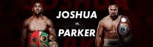 How to Watch Joshua vs. Parker Fight Live Online