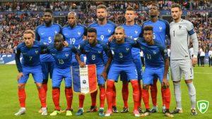 Coupe du Monde 2018: Equipe de France Liste des Joueurs