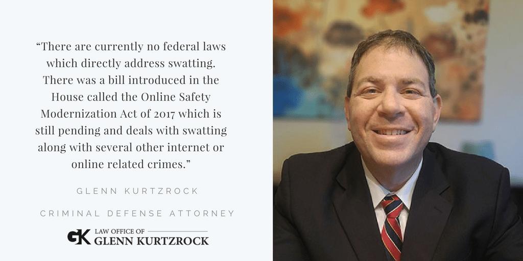 swatting laws