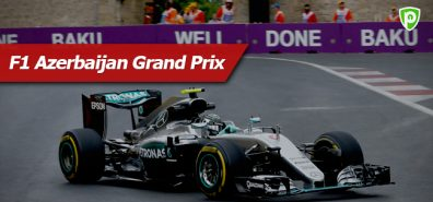 F1 Azerbaijan Grand Prix Live Streaming Schedule
