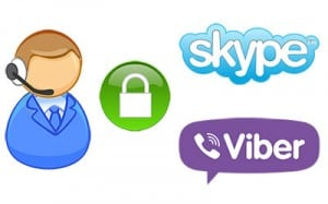 Secure VoIP calls with Personal VPN