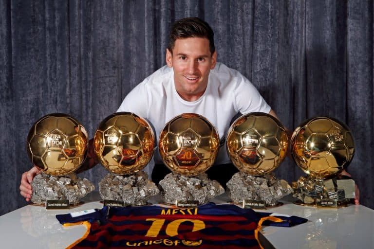 facts about lionel messi