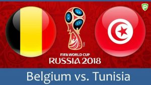 Comment Regarder Belgique contre Tunisie en Direct en Streaming (Coupe du Monde 2018)