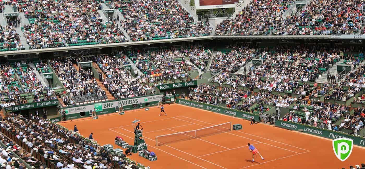 How to Stream the French Open Live Online from Anywhere in the World