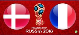 Comment Regarder Danemark vs France en Direct en Streaming(Coupe du Monde FIFA 2018)