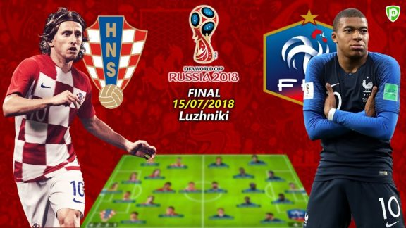 Comment regarder france contre croatie en direct - Regarder coupe de france en direct ...
